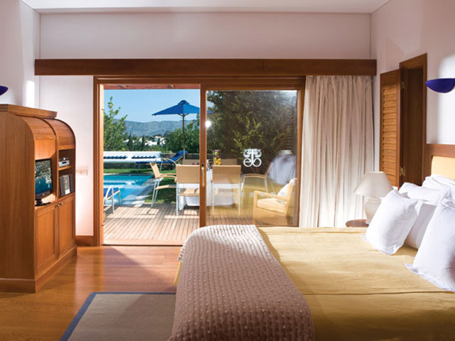 Elounda Beach Exclusive Club  Family Residences Bed Room