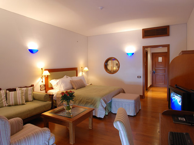 Elounda Beach Comfort VIP Club  Luxury Rooms Garden Bedroom