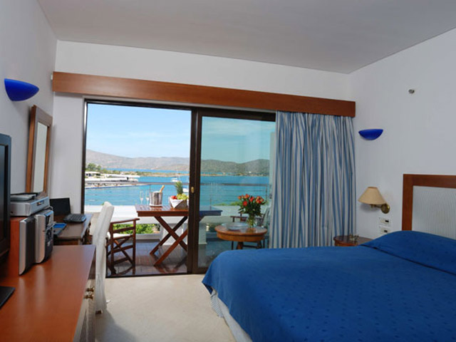 Elounda Beach Comfort VIP Club  Luxury Rooms Bethroom