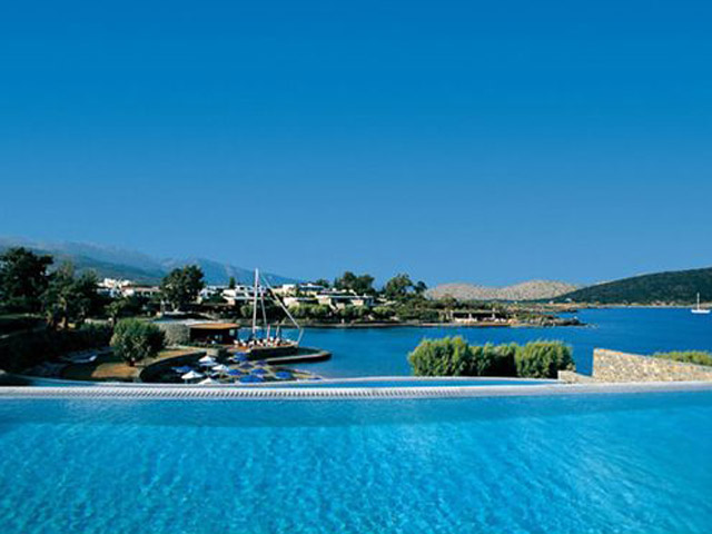 Elounda Bay Palace Exterior View