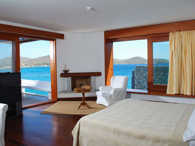 Elounda Bay Palace Presidential Suite Bethroom
