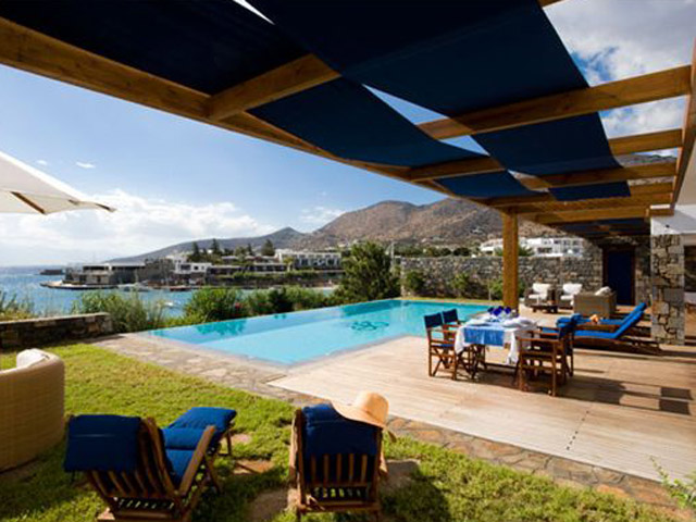 Elounda Bay Palace Grand Suite Exterior View
