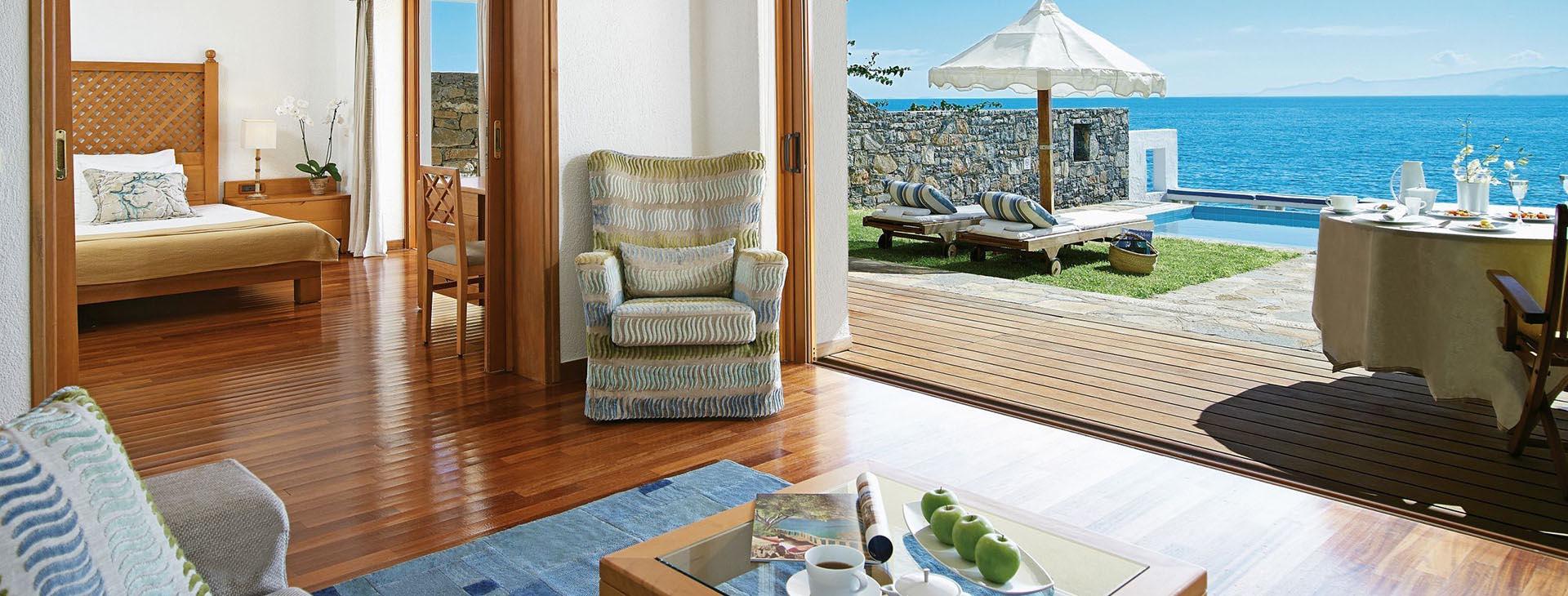 Elounda Peninsula All Suite Hotel - Presidential Suites