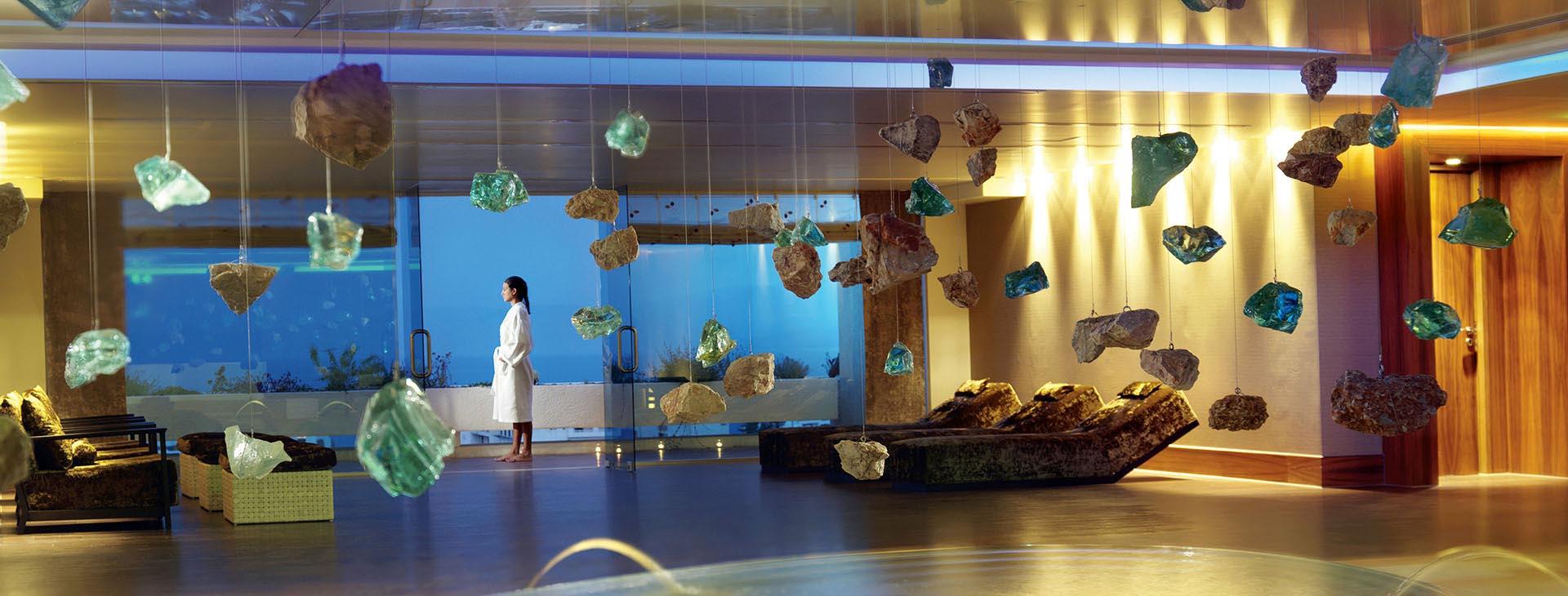 Porto Elounda De Luxe Resort - Six Senses Spa