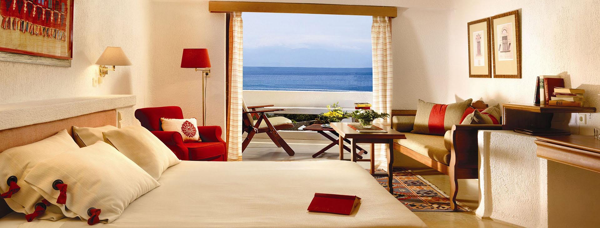 Elounda Mare Hotel - Relais Châteaux - Rooms