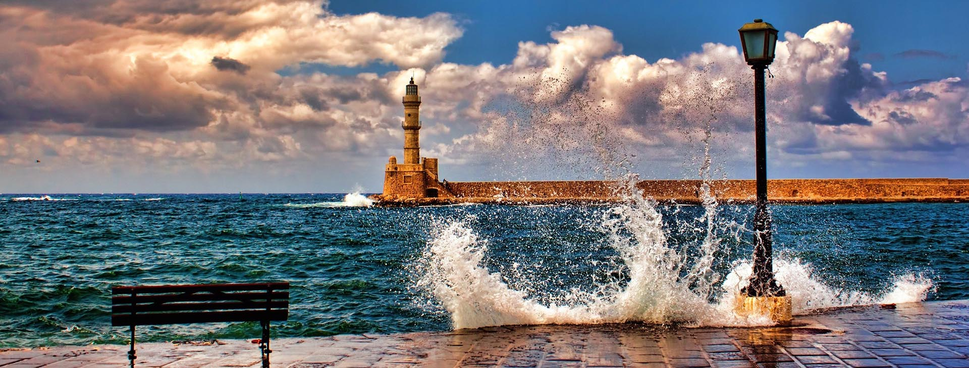 Town of Chania: The old harbour