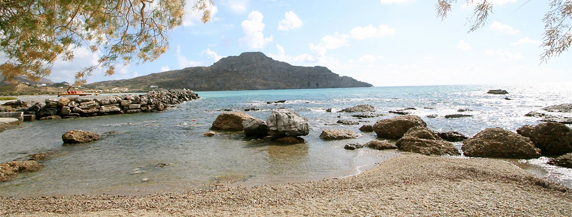 Plakias in south Rethymnon