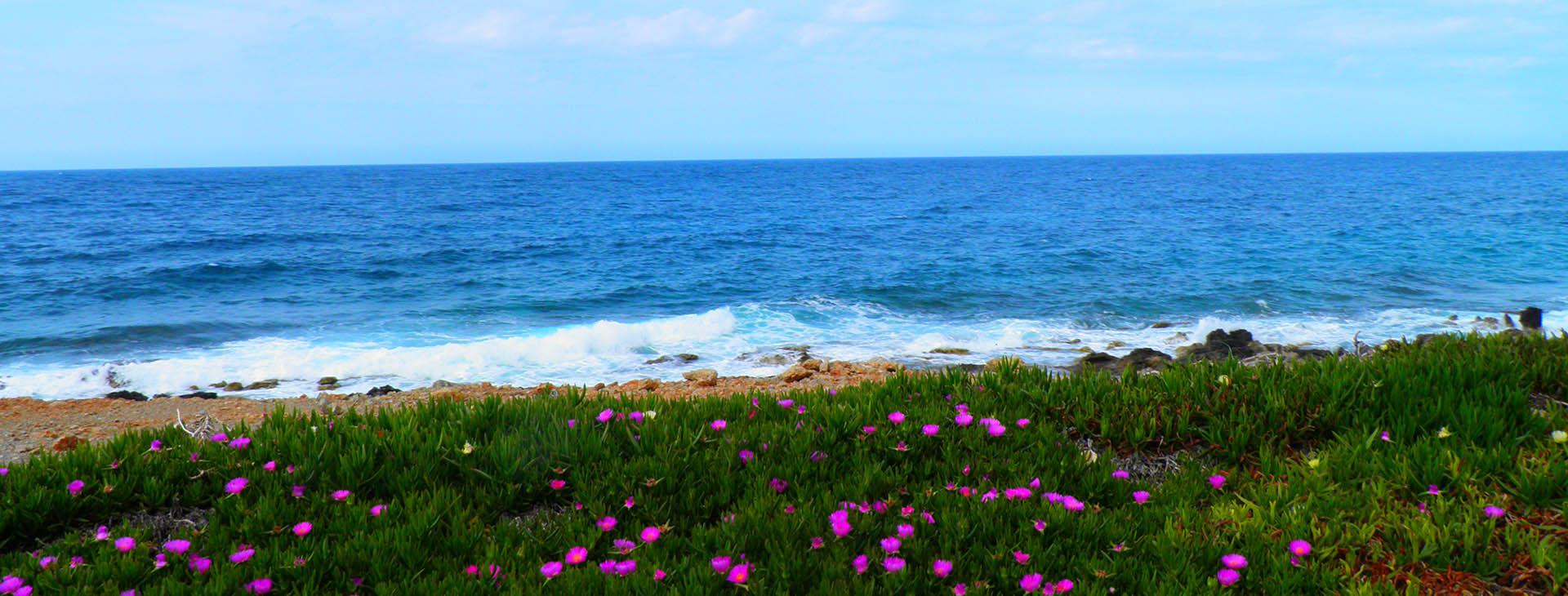 Beach near Sisi, Lassithi