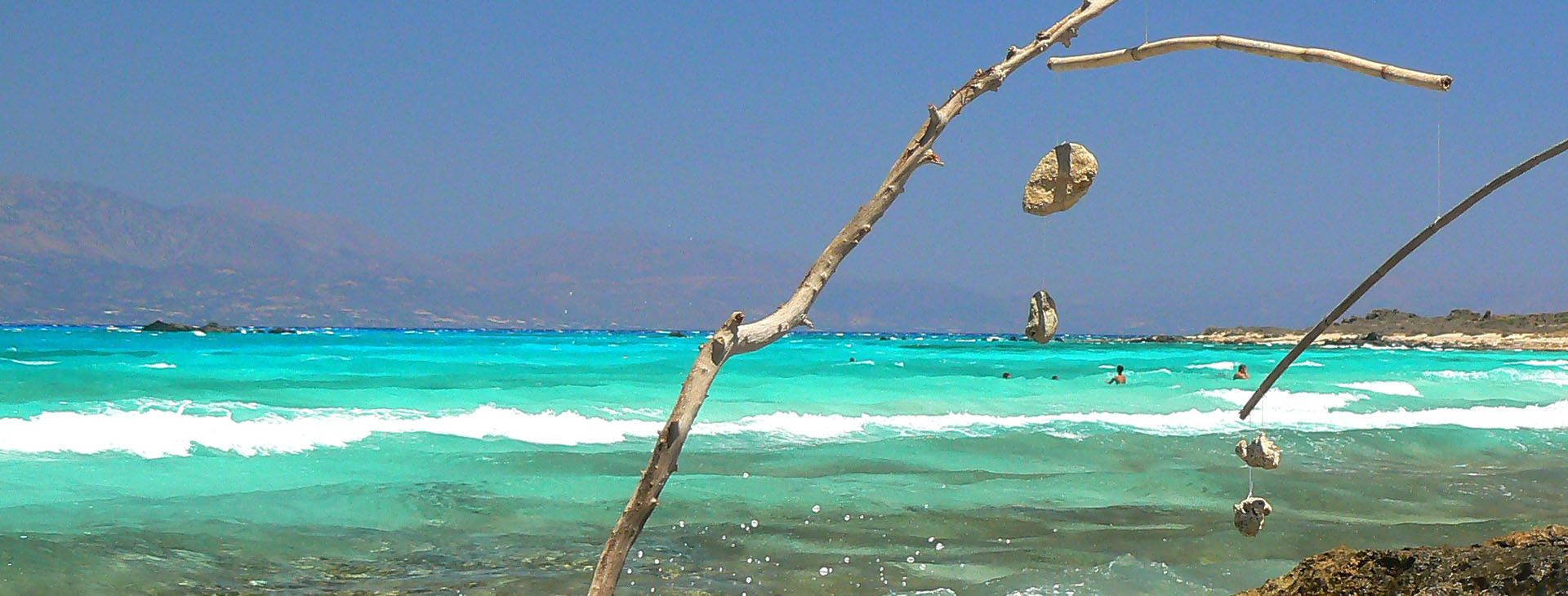 "Chrissi island (a.k.a. Gaidouronissi, ""Donkey island""), Lassithi"