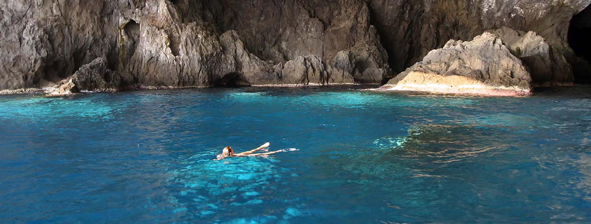 Hytra cave, Kythira island