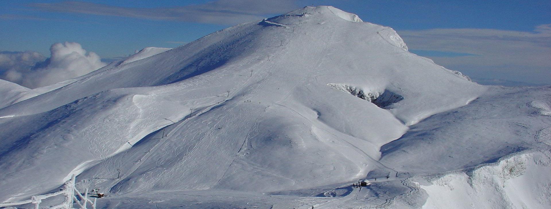 Falakro Ski Center, Mt. Falakro, Drama