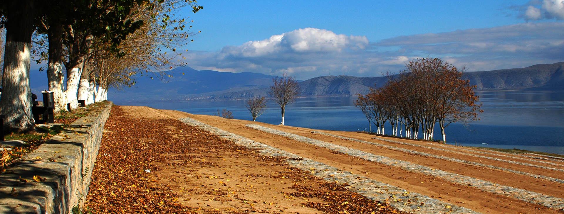 Vegoritida lake, Agios Panteleimon, Florina