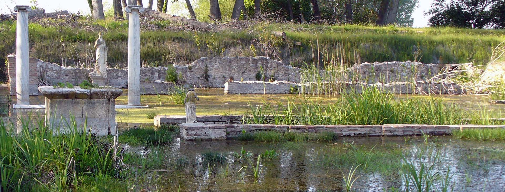Sanctuary of Isis, Archaeological site of Dion, Pieria