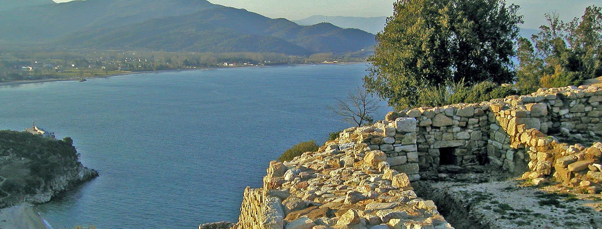 Archaeological site of Stageira, Halkidiki (Chalkidiki)
