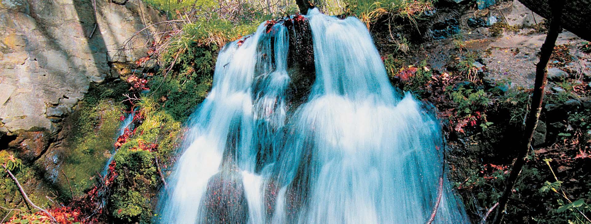 Streamlet near Doirani lake, Kilkis