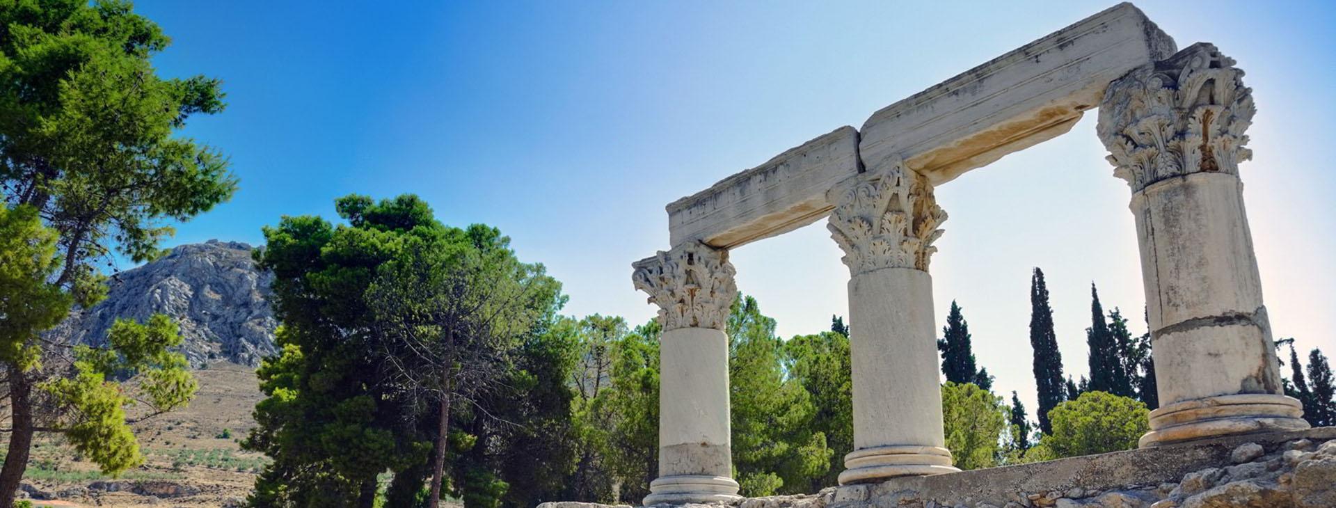 Ancient Corinth, Corinthia