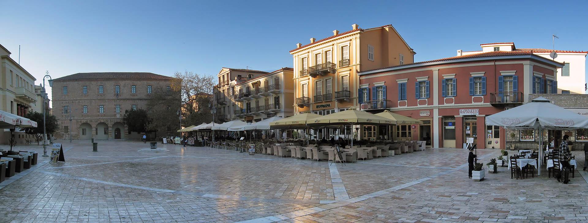 Nafplion, Argolida