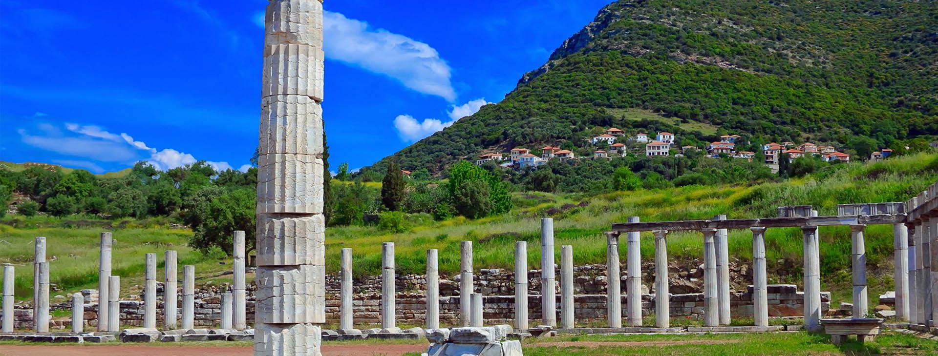 Ancient Messini, Messinia