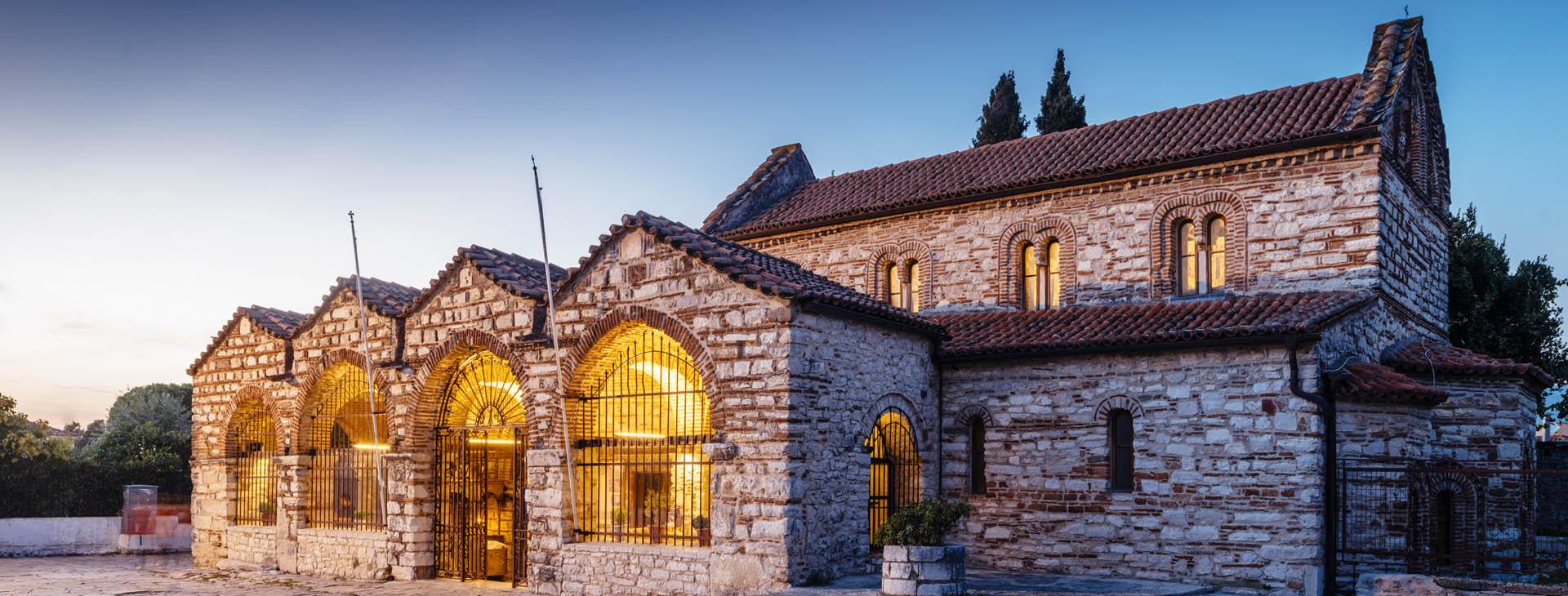 Church of Agia Theodora, Arta