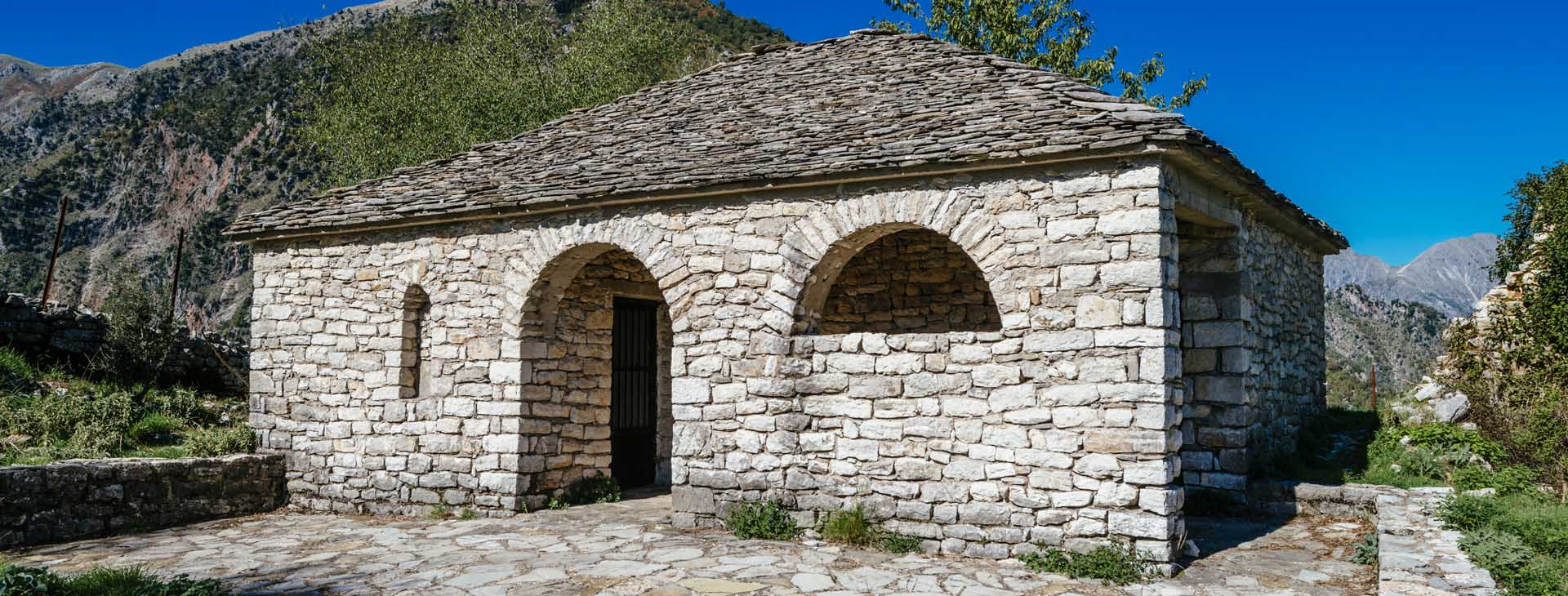 Holy Monastery of Seltso, Arta