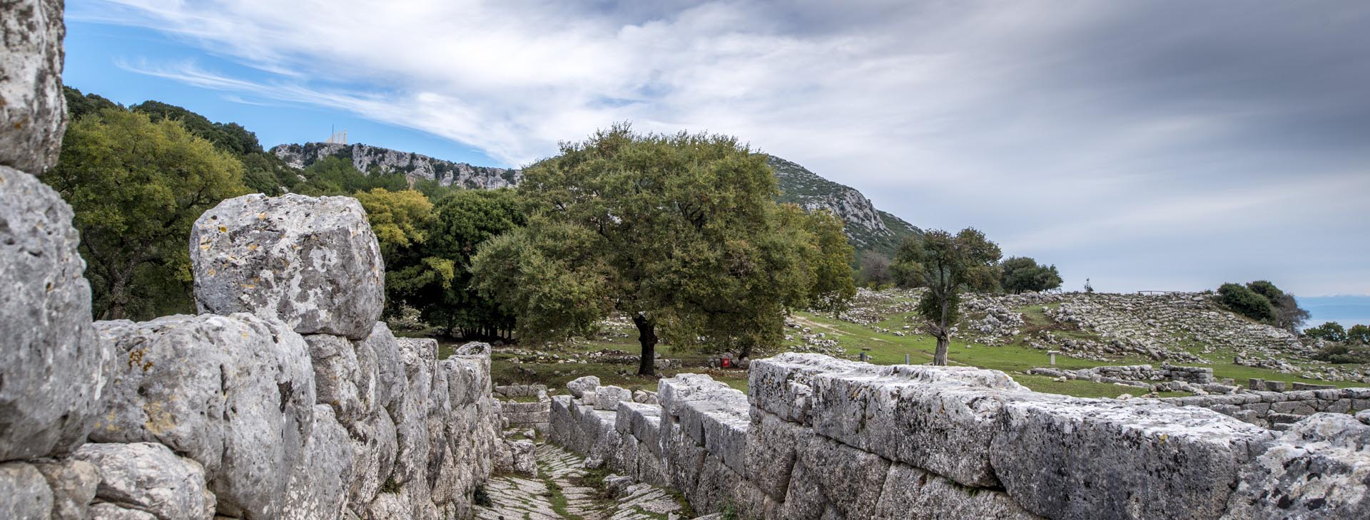 Archaeological site of Cassope, Preveza