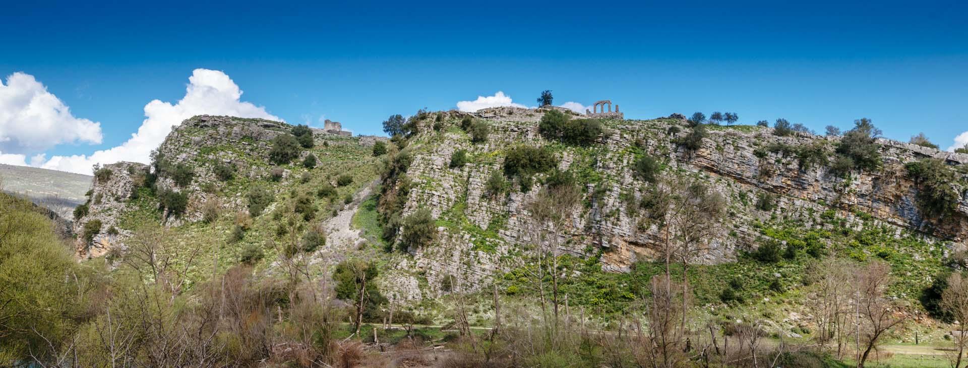 Archaeological site of Fanoti (Doliani), Thesprotia