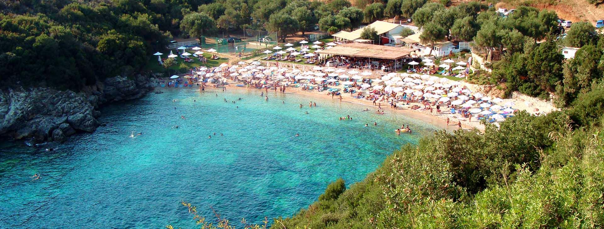 Mikri Ammos beach, Thesprotia