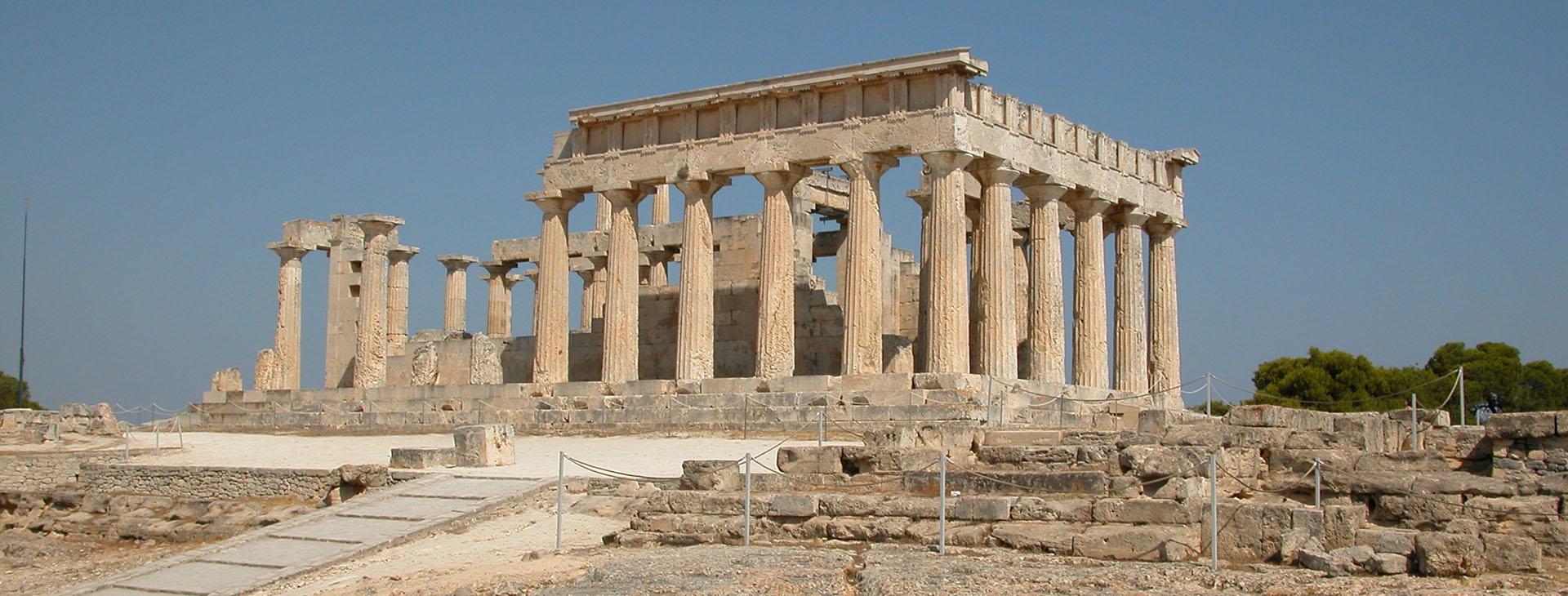 Temple of Aphaia, Aegina island