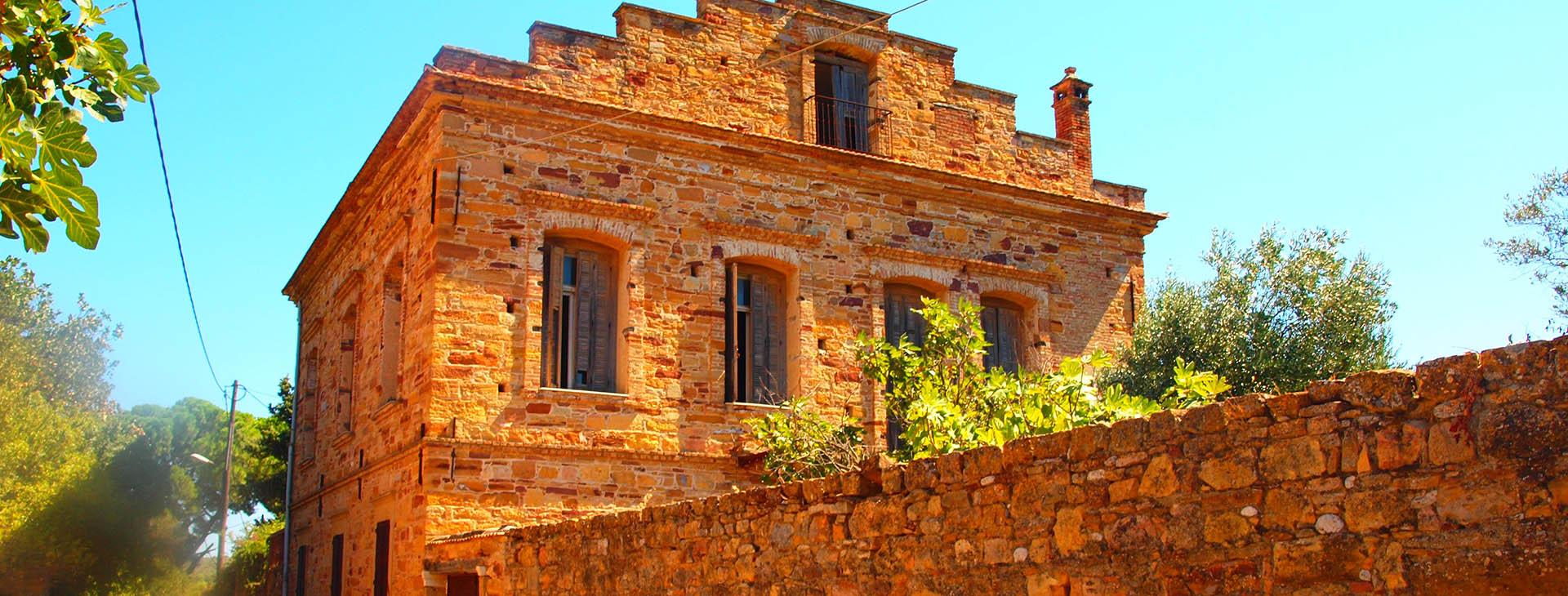 Manor at Kambos, Chios island