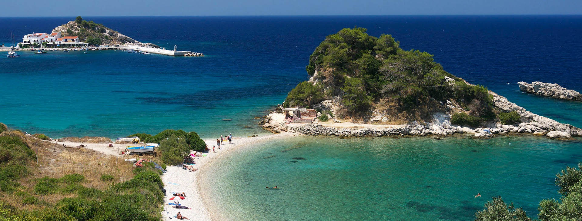 Samos hotels special offers discounted rates Samos North Aegean