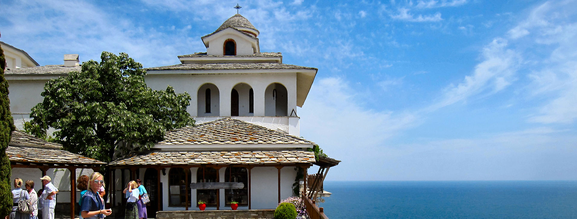 Archangelou Monastery, Thassos island