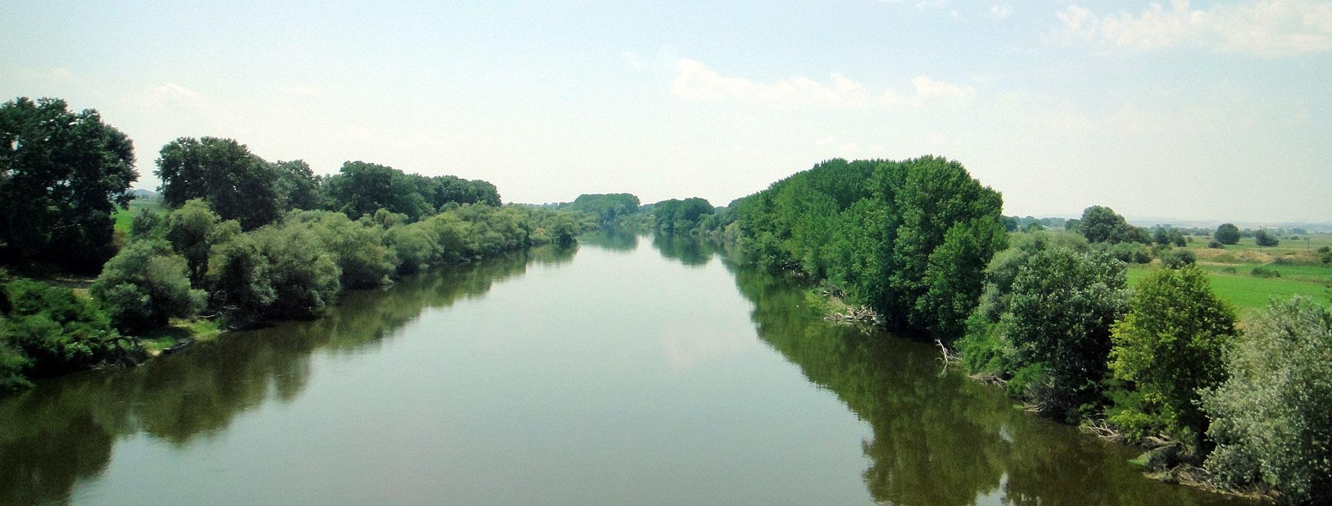 Evros river, Evros