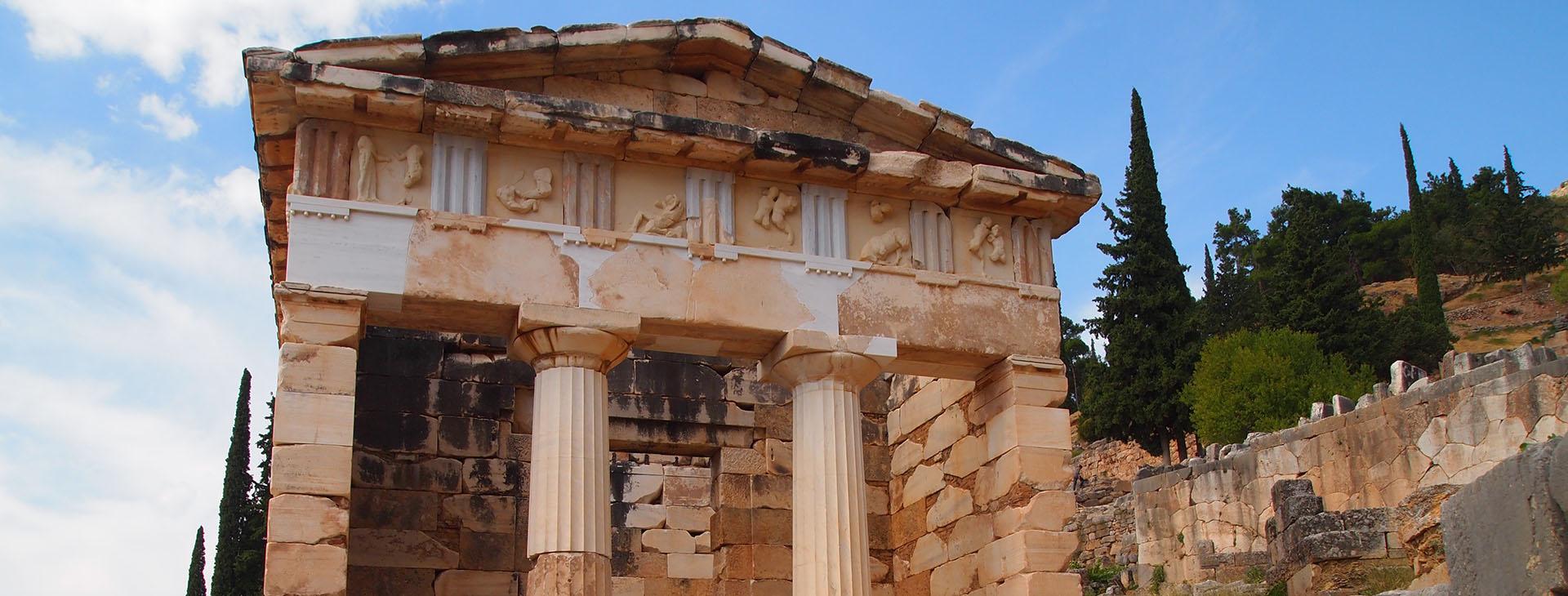 Delphi, Fokis