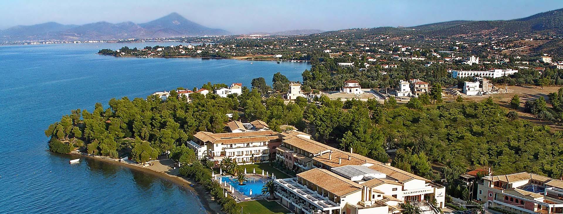 Eretria, Evia
