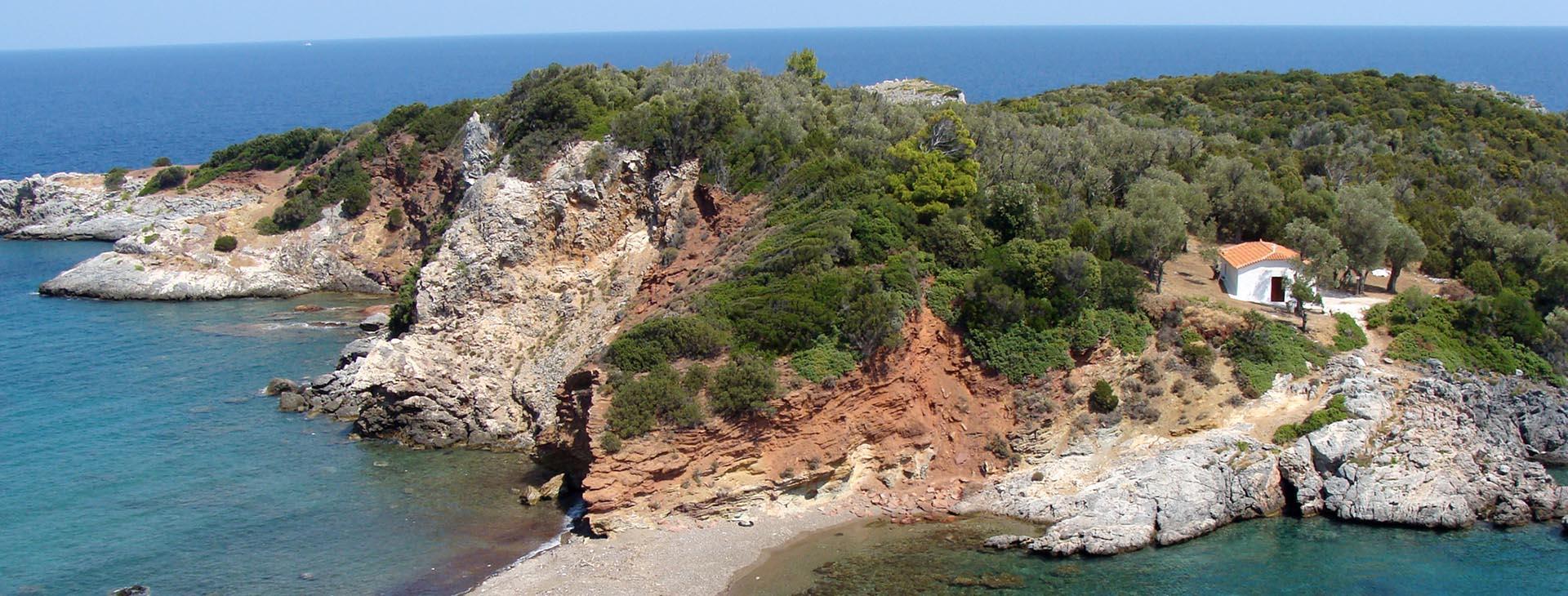 Cape Agios Vasilios, Evia